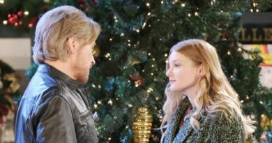Days of our Lives Spoilers: Allie Horton (Lindsay Arnold) - Steve Johnson (Stephen Nichols)