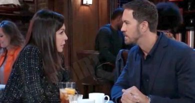 General Hospital Spoilers: Alex Merrick (Finola Hughes) - Peter August (Wes Ramsey)