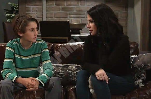 General Hospital Spoilers: Danny Morgan (Porter Fasullo) - Sam McCall (Kelly Monaco)