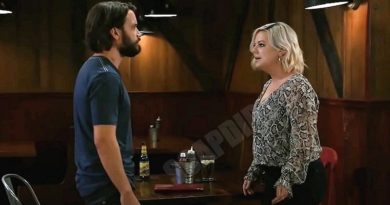 General Hospital Spoilers: Dante Falconeri (Dominic Zamprogna) - Maxie Jones (Kirsten Storms)