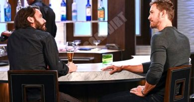 General Hospital Spoilers: Dante Falconeri (Dominic Zamprogna) - Peter August (Wes Ramsey)