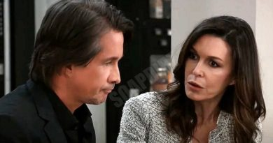 General Hospital Spoilers: Anna Devane (Finola Hughes) - Hamilton Finn (Michael Easton)