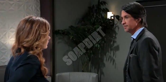 General Hospital Spoilers: Hamilton Finn (Michael Easton) - Jackie Templeton (Kim Delaney)
