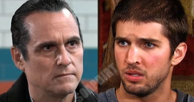 General Hospital Spoilers: Sonny Corinthos (Maurice Benard) - Morgan Corinthos (Bryan Craig)
