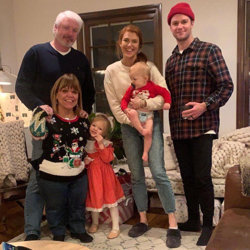 Little People, Big World: Audrey Roloff - Jeremy Roloff - Amy Roloff- Chris Marek