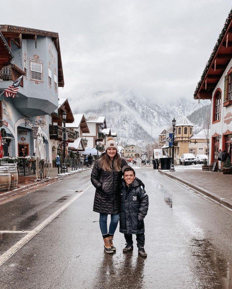 Little People, Big World: Tori Roloff - Zach Roloff