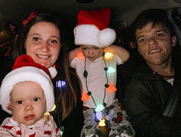 Little People Big World: Tori Roloff - Zach Roloff - Jackson Roloff - Lilah Roloff