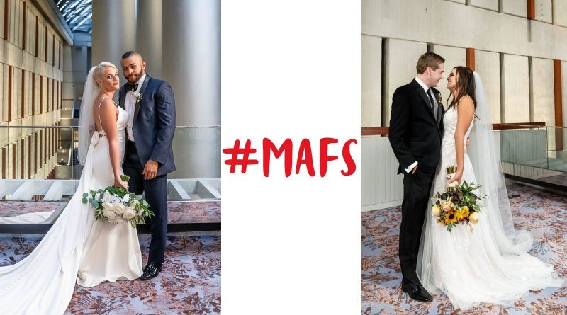 Married at First Sight: Clara - Ryan - Erik - Virginia
