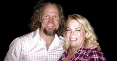 Sister Wives: Kody Brown - Janelle Brown
