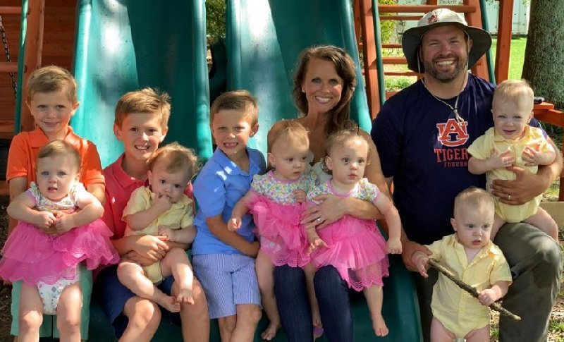 Sweet Home Sextuplets: Waldrop Family