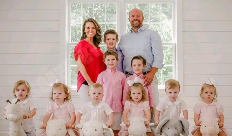 Sweet Home Sextuplets: Courtney and Eric Waldrop - Eric Waldrop