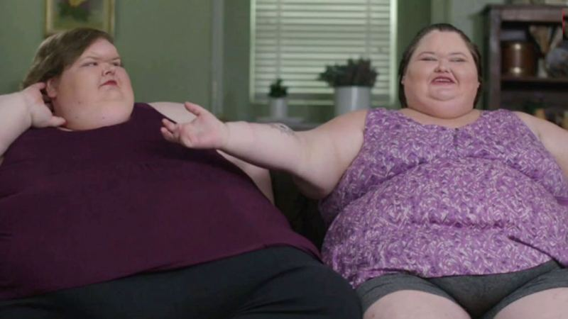 Thousand Pound Sisters: Tammy Slaton - Amy Slaton