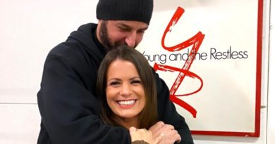 Young and the Restless Comings Goings: Chelsea Newman (Melissa Claire Egan) - Husband (Matt Katrosar)