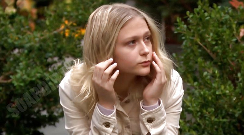 Young and the Restless Spoilers: Faith Newman (Alyvia Alyn Lind)