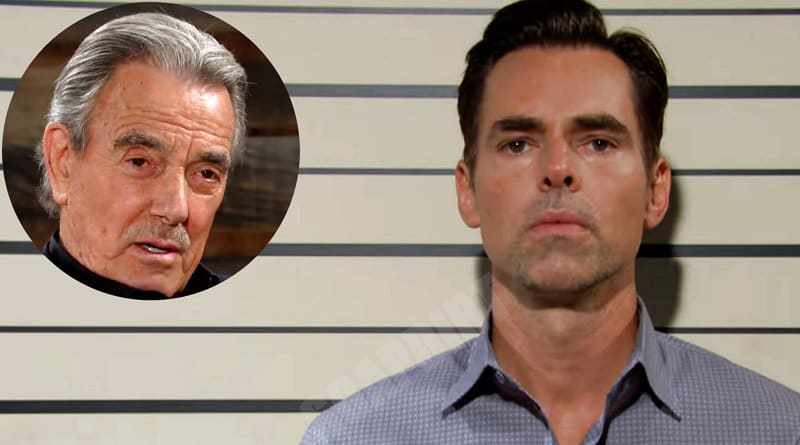 Young and the Restless Spoilers: Victor Newman (Eric Braeden) - Billy Abbott (Jason Thompson)