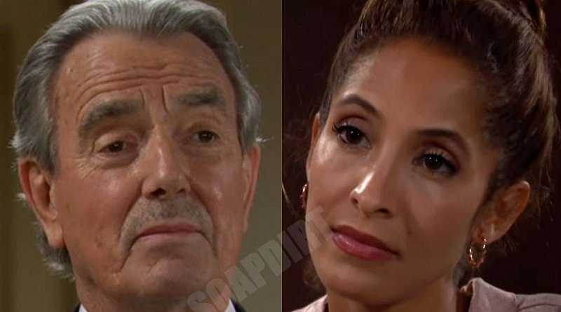 Young and the Restless Spoilers: Lily Winters (Christel Khalil) - Victor Newman (Eric Braeden)