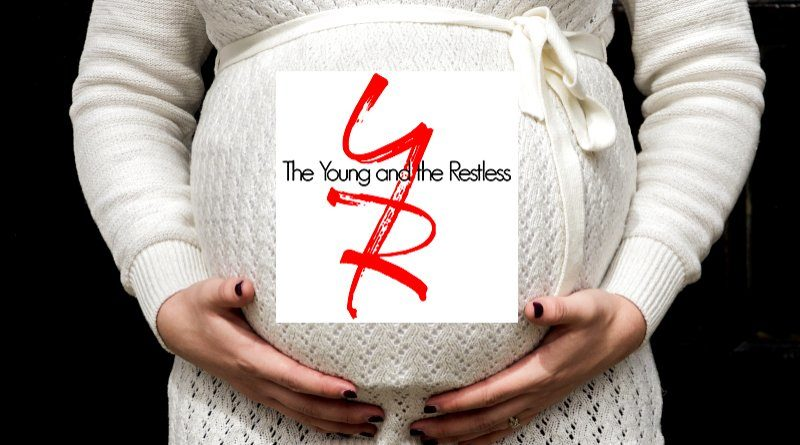 Young and the Restless - pregnancy
