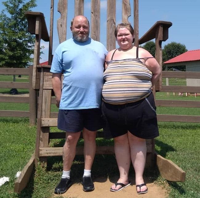 1000-lb Sisters: Michael Halterman - Amy Slaton