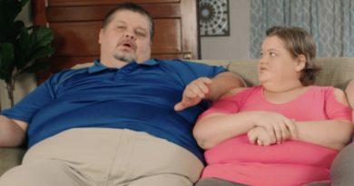 1000-lb Sisters: Amy Slaton - Chris Slaton