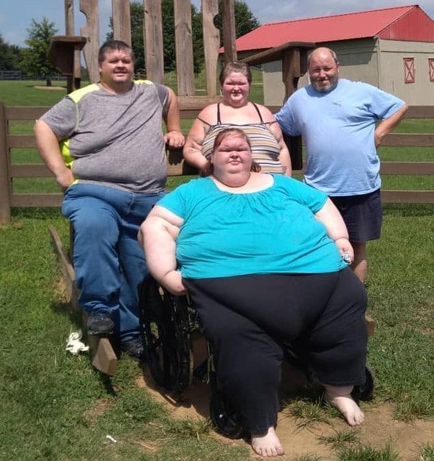1000-lb Sisters: Chris Slaton - Amy Slaton - Michael Halterman - Tammy Slaton