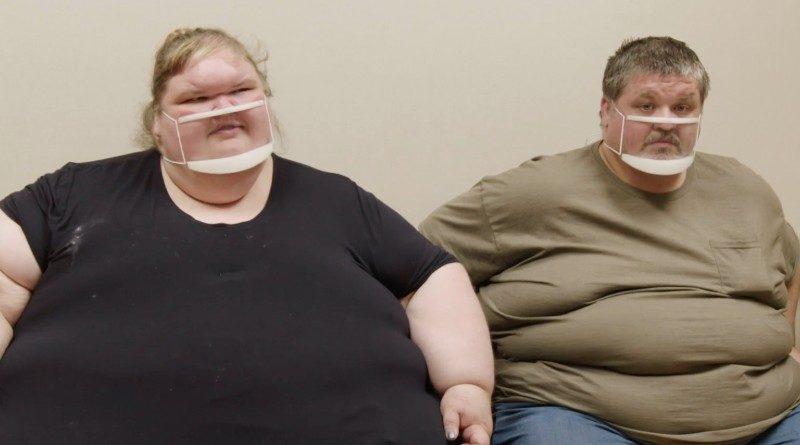 1000-lb Sisters: Tammy Slaton - Chris Slaton