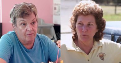 90 Day Fiance: Debbie Johnson - Betty Gibbs