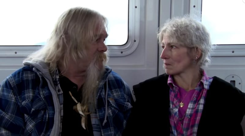 Alaskan Bush People: Billy Brown. - Ami Brown