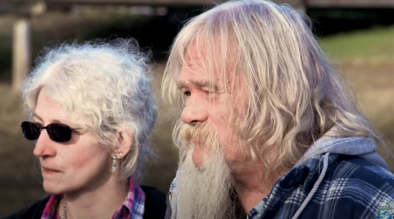 Alaskan Bush People: Ami Brown - Billy Brown