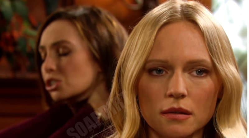 Days of our Lives Spoilers: Gwen-Rizczech (Emily OBrien) - Abigail Deveraux (Marci Miller)