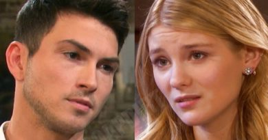 Days of our Lives Spoilers: Ben Weston (Robert Scott Wilson) - Allie Horton (Lindsay Arnold)