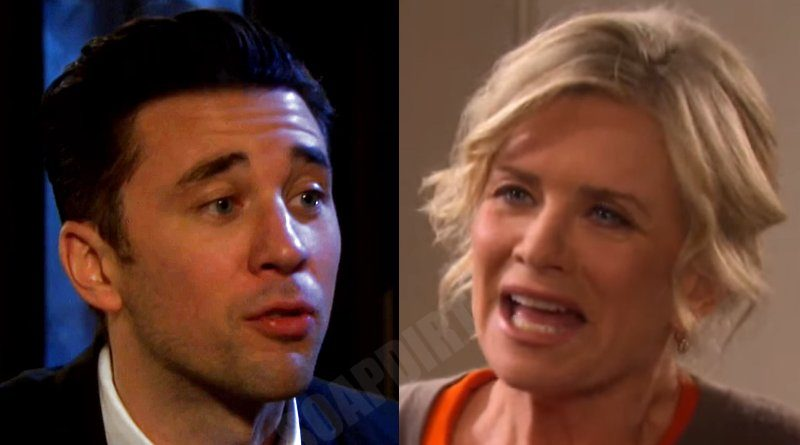 Days of our Lives Spoilers: Chad DiMera (Billy Flynn) - Kayla Brady (Mary Beth Evans)
