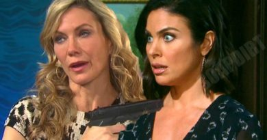 Days of Our Lives Spoilers: Kristen DiMera (Stacy Haiduk) - Chloe Lane (Nadia Bjorlin)