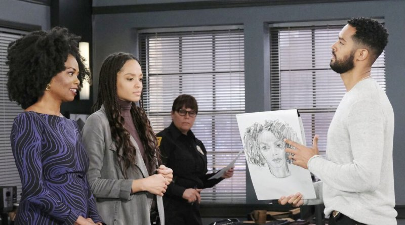 Days of Our Lives Spoilers: Eli Grant (Lamon Archey) - Lani Price (Sal Stowers) - Valerie Grant (Vanessa Williams)