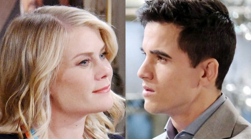 Days of our Lives Comings Goings: Sami Brady (Allison Sweeney) - Charlie Dale (Mike Manning)