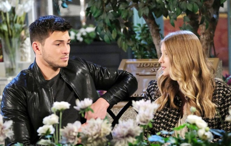 Days of our Lives Spoilers: Allie Horton (Lindsay Arnold) - Ben Weston (Robert Scott Wilson)