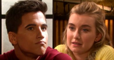 Days of our Lives Spoilers: Claire Brady (Isabel Durant) - Charlie Dale (Mike C Manning)