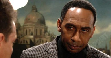General Hospital Spoilers: Brick (Stephen A Smith)