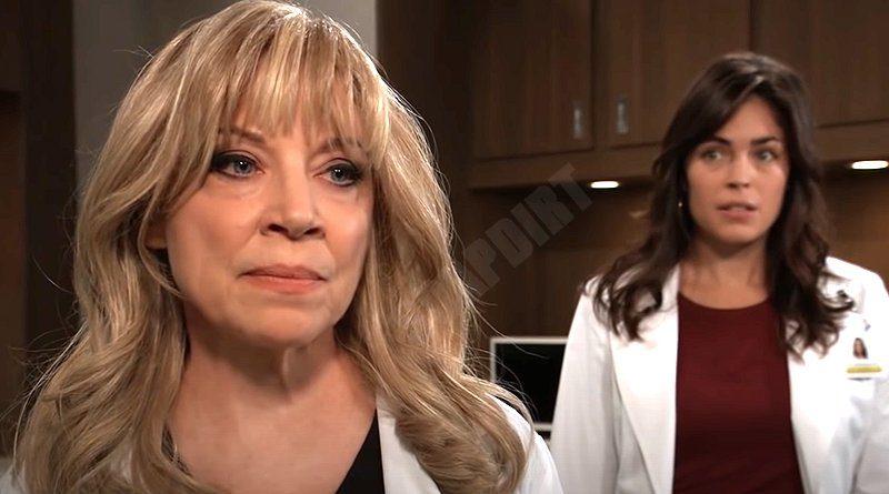 General Hospital Spoilers: Britt Westbourne (Kelly Thiebaud) - Liesl Obrecht (Kathleen Gati)