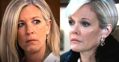 General Hospital Spoilers: Carly Corinthos (Laura Wright) - Ava Jerome (Maura West)