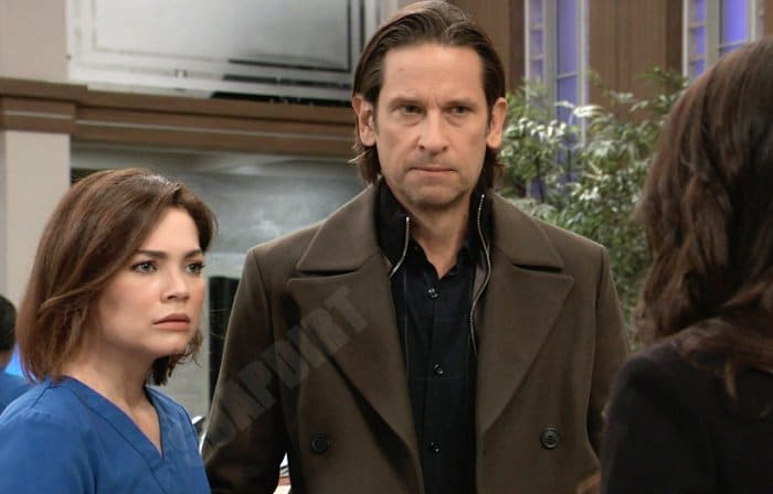 General Hospital Spoilers: Franco Baldwin (Roger Howarth) - Elizabeth Webber (Rebecca Herbst)