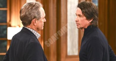 General Hospital Spoilers: Hamilton Finn (Michael Easton) - Gregory Chase (Gregory Harrison)