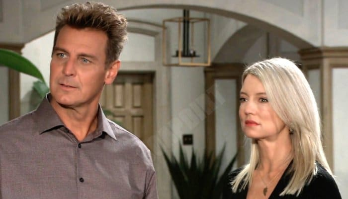 General Hospital Spoilers: Nina Reeves (Cynthia Watros) - Jasper Jacks Jax (Ingo Rademacher)