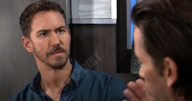 General Hospital Spoilers: Peter August (Wes Ramsey) - Franco Baldwin (Roger Howarth)