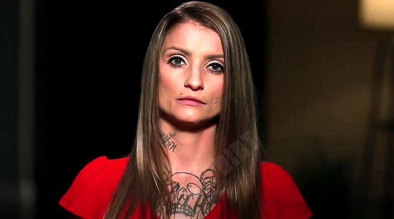 Love After Lockup: Destinie Folsom