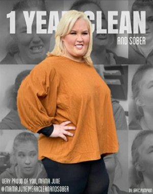 Mama June From Not To Hot: June Shannon