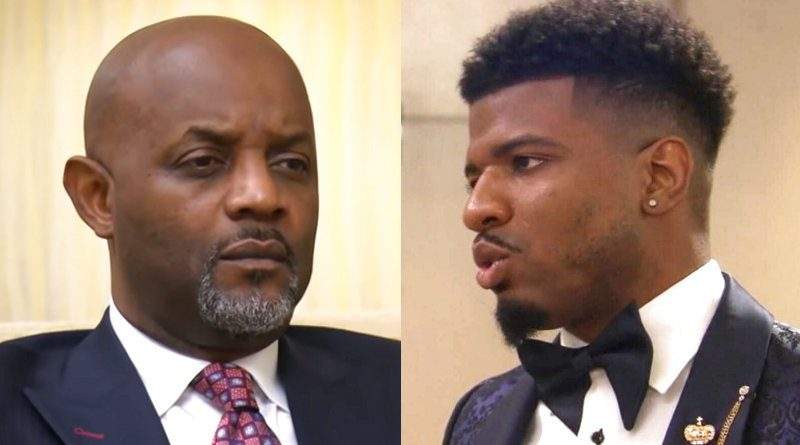 Married at First Sight: Pastor Cal Roberson - Chris Williams