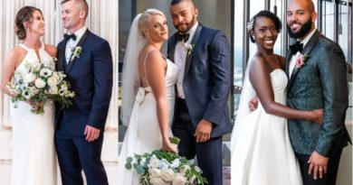 Married at First Sight: Vincent Morales - Brianna Morris - Clara Fergus - Ryan Oubre - Jacob Harder - Haley