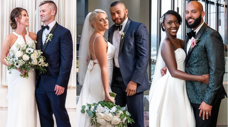 Married at First Sight: Vincent - Brianna - Clara - Ryan - Jacob - Haley