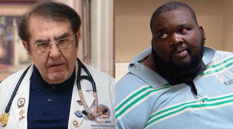 My 600-lb Life: Thederick Barnes - Dr. Nowzaradan