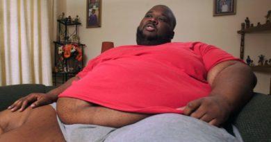 My 600-lb Life: Thederick Barnes